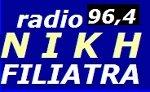logo ραδιοφωνικού σταθμού Ράδιο Νίκη