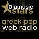 logo ραδιοφωνικού σταθμού OlamusicStars Pop
