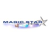 logo ραδιοφωνικού σταθμού Magicstar Radio Greece