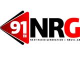logo ραδιοφωνικού σταθμού NRG