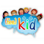 logo ραδιοφωνικού σταθμού iFeel Kid