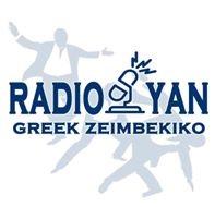 logo ραδιοφωνικού σταθμού Radio YAN