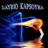 logo ραδιοφωνικού σταθμού LAYRIOKAPSOYRA