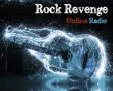 logo ραδιοφωνικού σταθμού Rock Revenge Radio