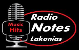 logo ραδιοφωνικού σταθμού Ράδιο  Νότες