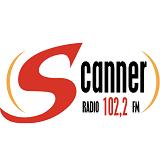 logo ραδιοφωνικού σταθμού Scanner FM