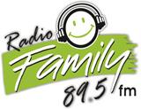 logo ραδιοφωνικού σταθμού RADIO FAMILY
