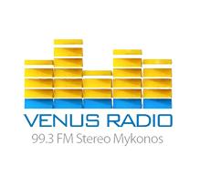 logo ραδιοφωνικού σταθμού Venus Radio