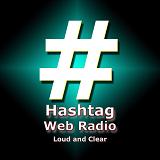 logo ραδιοφωνικού σταθμού Hashtag Radio