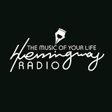 logo ραδιοφωνικού σταθμού Hemingway Radio