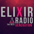 logo ραδιοφωνικού σταθμού Elixir Radio