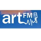 logo ραδιοφωνικού σταθμού ArtFM Radio
