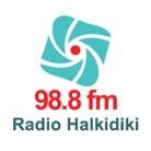 logo ραδιοφωνικού σταθμού Ράδιο Χαλκιδική