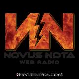 logo ραδιοφωνικού σταθμού Novus Nota