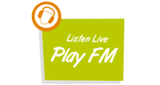 logo ραδιοφωνικού σταθμού Play FM