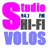 logo ραδιοφωνικού σταθμού Studio Hi-Fi Βόλος