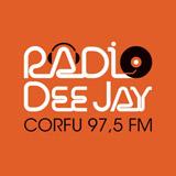logo ραδιοφωνικού σταθμού Corfu Radio Dee Jay