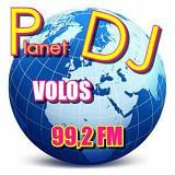 logo ραδιοφωνικού σταθμού Planet Dj Radio