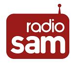 logo ραδιοφωνικού σταθμού SAM Radio