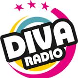 logo ραδιοφωνικού σταθμού Diva Radio