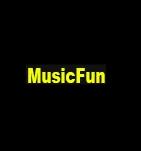 logo ραδιοφωνικού σταθμού Music Fun