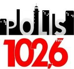 logo ραδιοφωνικού σταθμού Polis