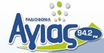 logo ραδιοφωνικού σταθμού Ραδιοφωνία Αγιάς