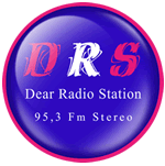 logo ραδιοφωνικού σταθμού DRS FM