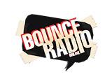 logo ραδιοφωνικού σταθμού Bounce Radio