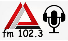 logo ραδιοφωνικού σταθμού Δέλτα FM