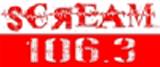 logo ραδιοφωνικού σταθμού Scream