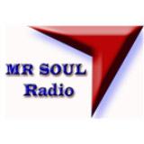 logo ραδιοφωνικού σταθμού Mr Soul Radio
