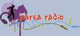 logo ραδιοφωνικού σταθμού PareaRadio
