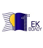 logo ραδιοφωνικού σταθμού 1ο ΕΚ Βόλου Web Radio