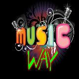 logo ραδιοφωνικού σταθμού musicwayradio