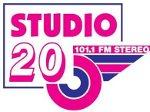 logo ραδιοφωνικού σταθμού Studio 20