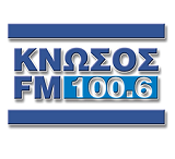 logo ραδιοφωνικού σταθμού Κνωσός FM