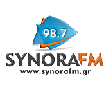 logo ραδιοφωνικού σταθμού Σύνορα FM