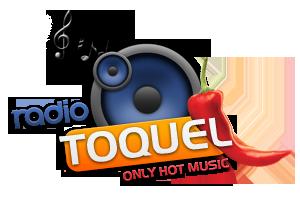 logo ραδιοφωνικού σταθμού Toquel Radio