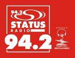 logo ραδιοφωνικού σταθμού Status Radio