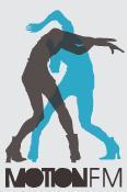 logo ραδιοφωνικού σταθμού Smooth Motion FM
