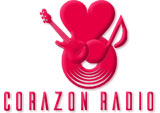 logo ραδιοφωνικού σταθμού Corazon Radio