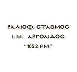 logo ραδιοφωνικού σταθμού ΡΣ. Ι. Μητρ. Αργολίδος