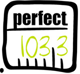 logo ραδιοφωνικού σταθμού Perfect Radio