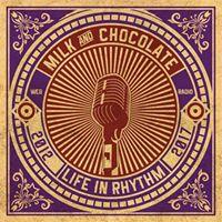 logo ραδιοφωνικού σταθμού MIlk and Chocolate Radio