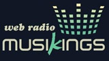 logo ραδιοφωνικού σταθμού Musikings