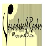 logo ραδιοφωνικού σταθμού ParadiseGradio