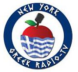 logo ραδιοφωνικού σταθμού Greek Radio NY