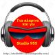 logo ραδιοφωνικού σταθμού Studio 955
