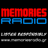 logo ραδιοφωνικού σταθμού Memories Radio